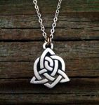 Celtic Sisters Necklace