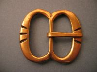 Three Quarter Inch Spectacle Buckle