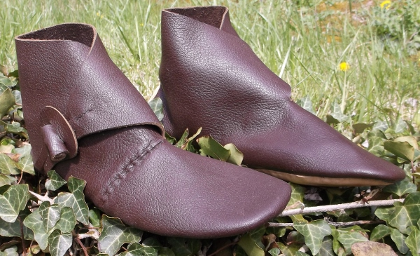 Norse Toggle Boots in Turn Shoe Women