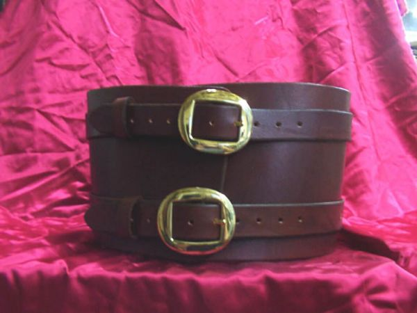 Wide Arming Belt